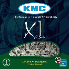 KMC X1 Catena argento